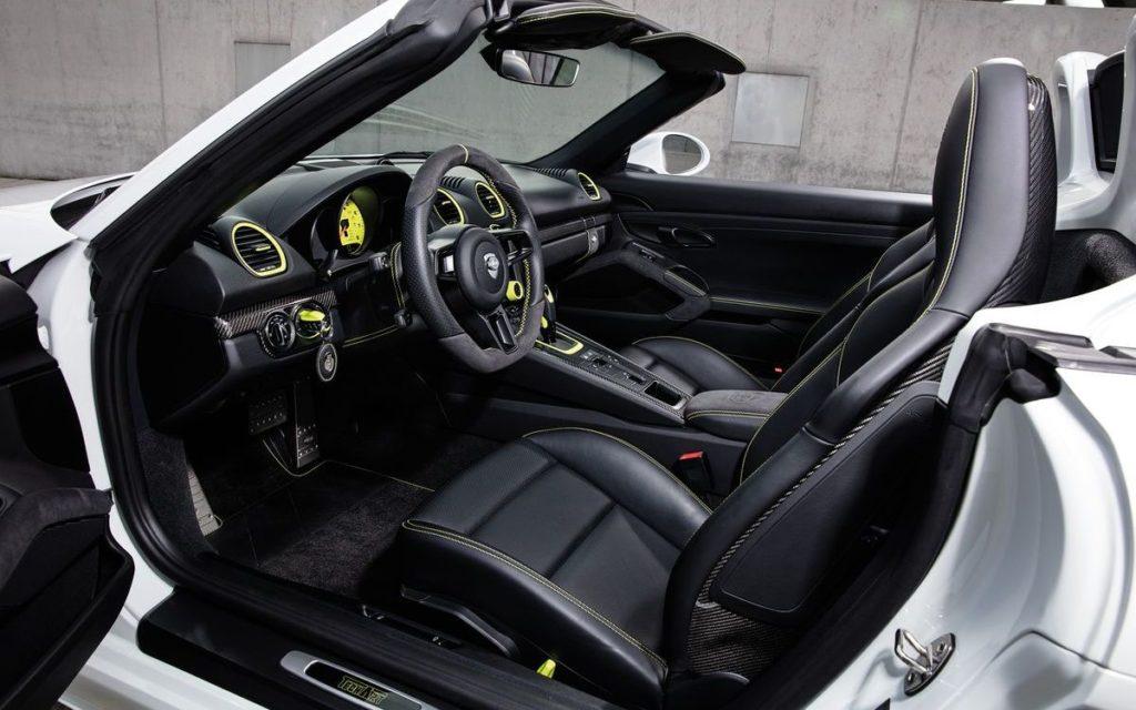 Techart 718 Boxster