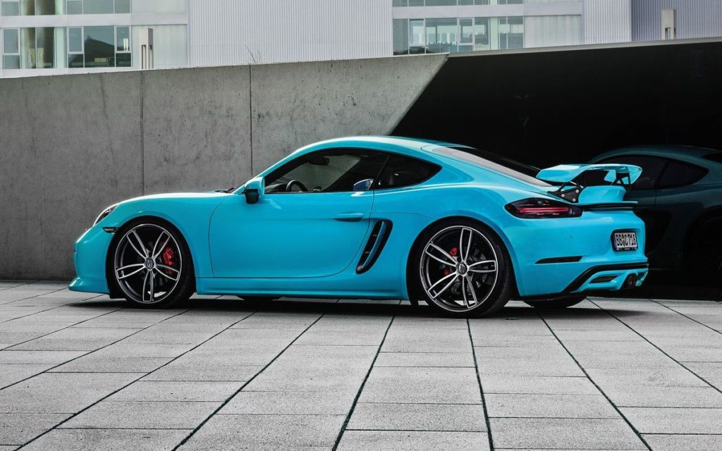 Techart 718 Cayman