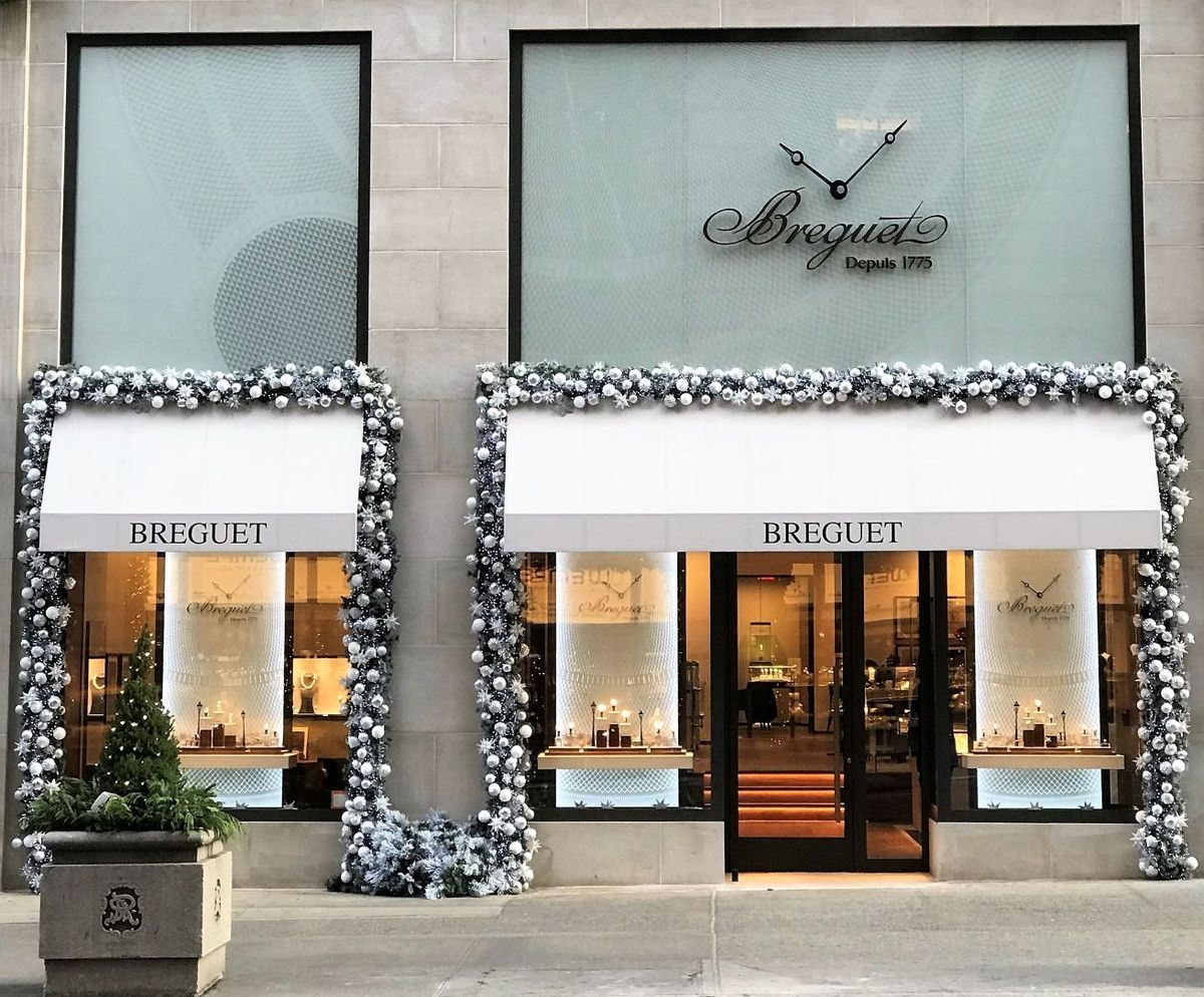Breguet: Re-Opening in New York