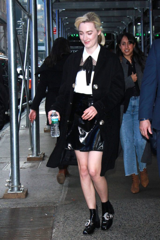 Saoirse Ronan, New York