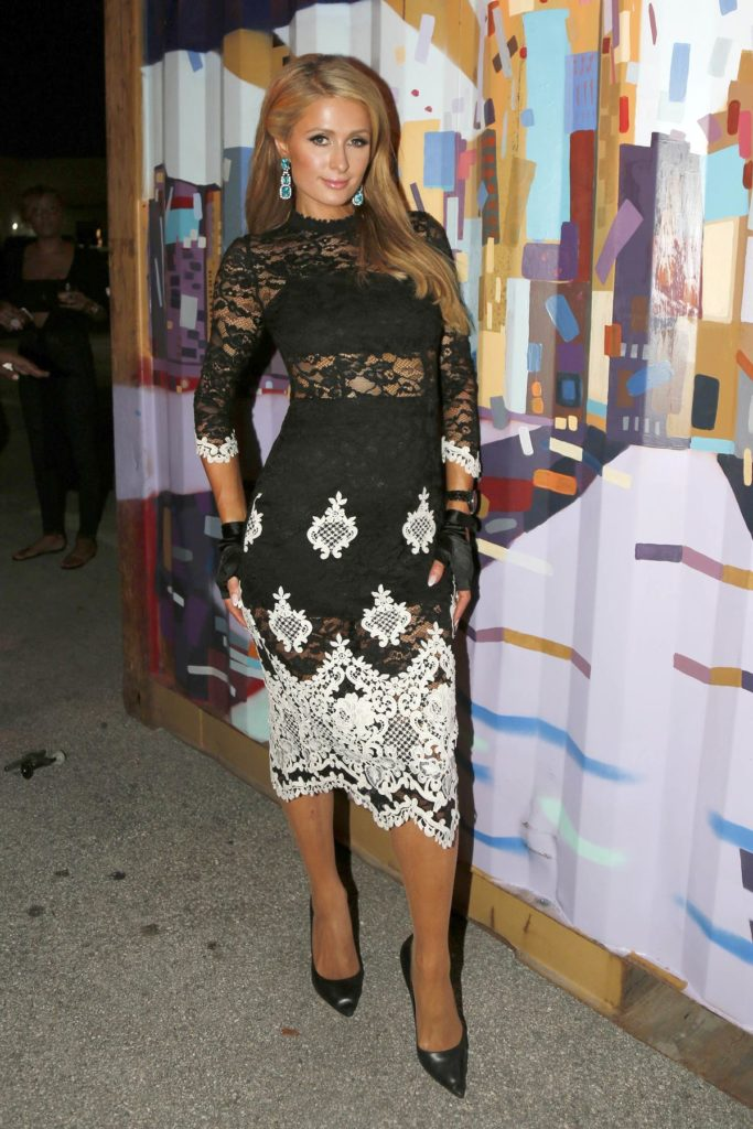 Paris Hilton, Miami