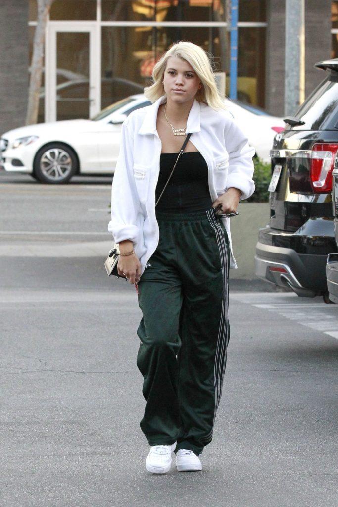 Sofia Richie, Los Angeles