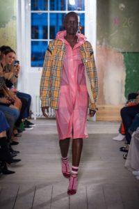 Burberry, Fashion Week London, Frühjahr Sommer 2018