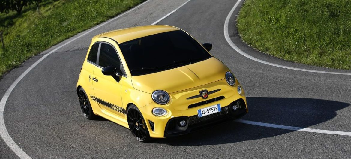 Abarth 595: Best Car 2018