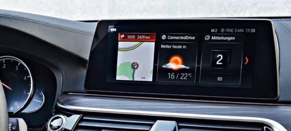 Test Video: BMW 530d xDrive Touring (2018)