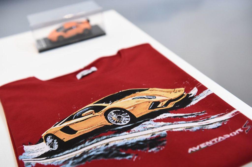 Collezione Automobili Lamborghini, Herbst Winter 2018 / 2019