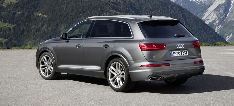 Audi Q Teaser X
