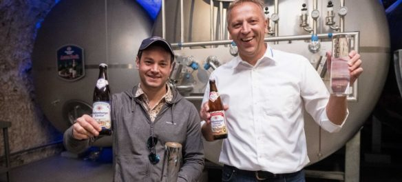 Bayerisches Bier aus Brasilien