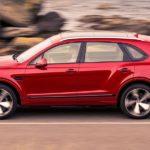 Druck-SUV: Bentley Bentayga V8