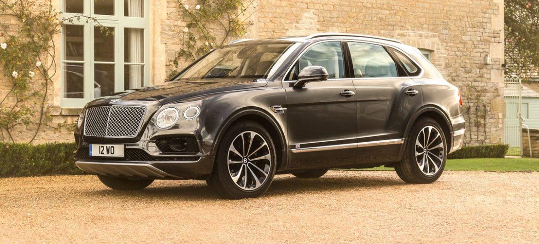 Bentley: 2018 auf Kurs