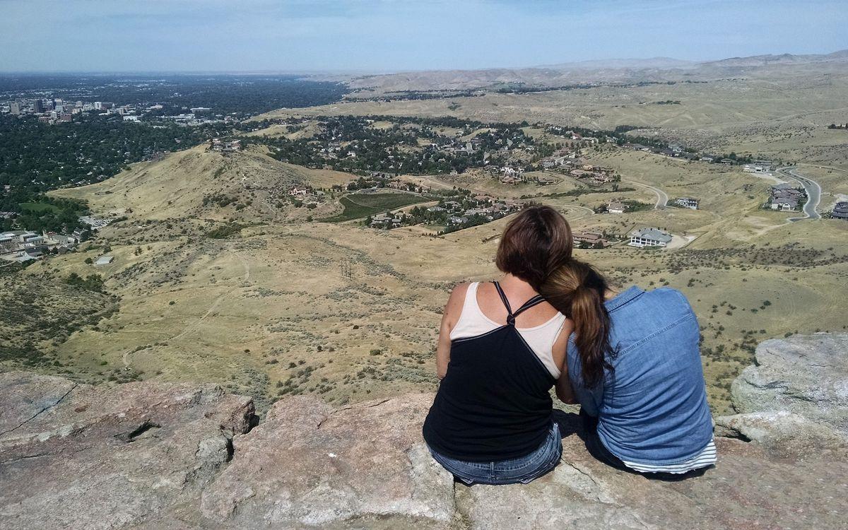 Trend-Stadt 2018: Boise in Idaho