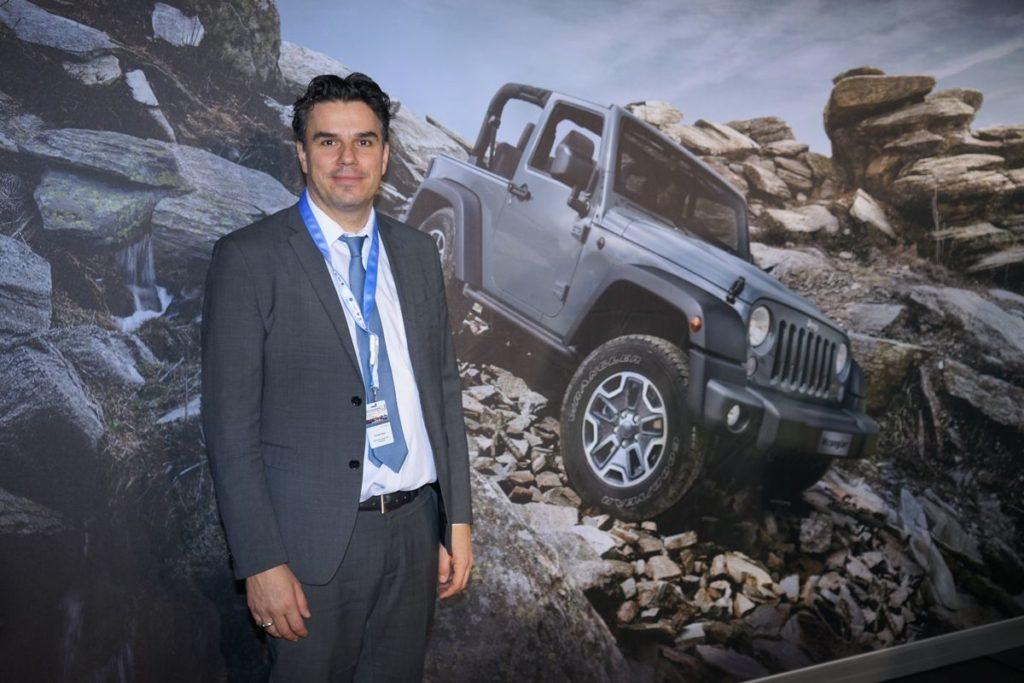 Andreas Mayer, Fiat Professional