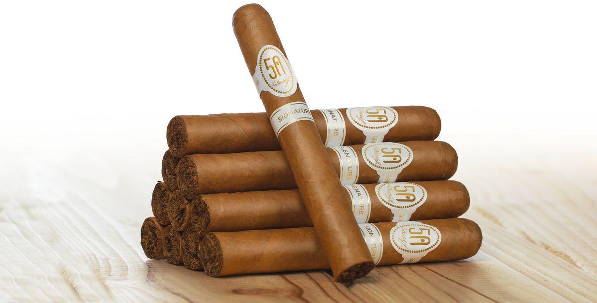 50 Jahre Davidoff Cigars