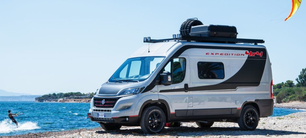 Fiat Professional, Fiat Ducato 4×4 Expedition