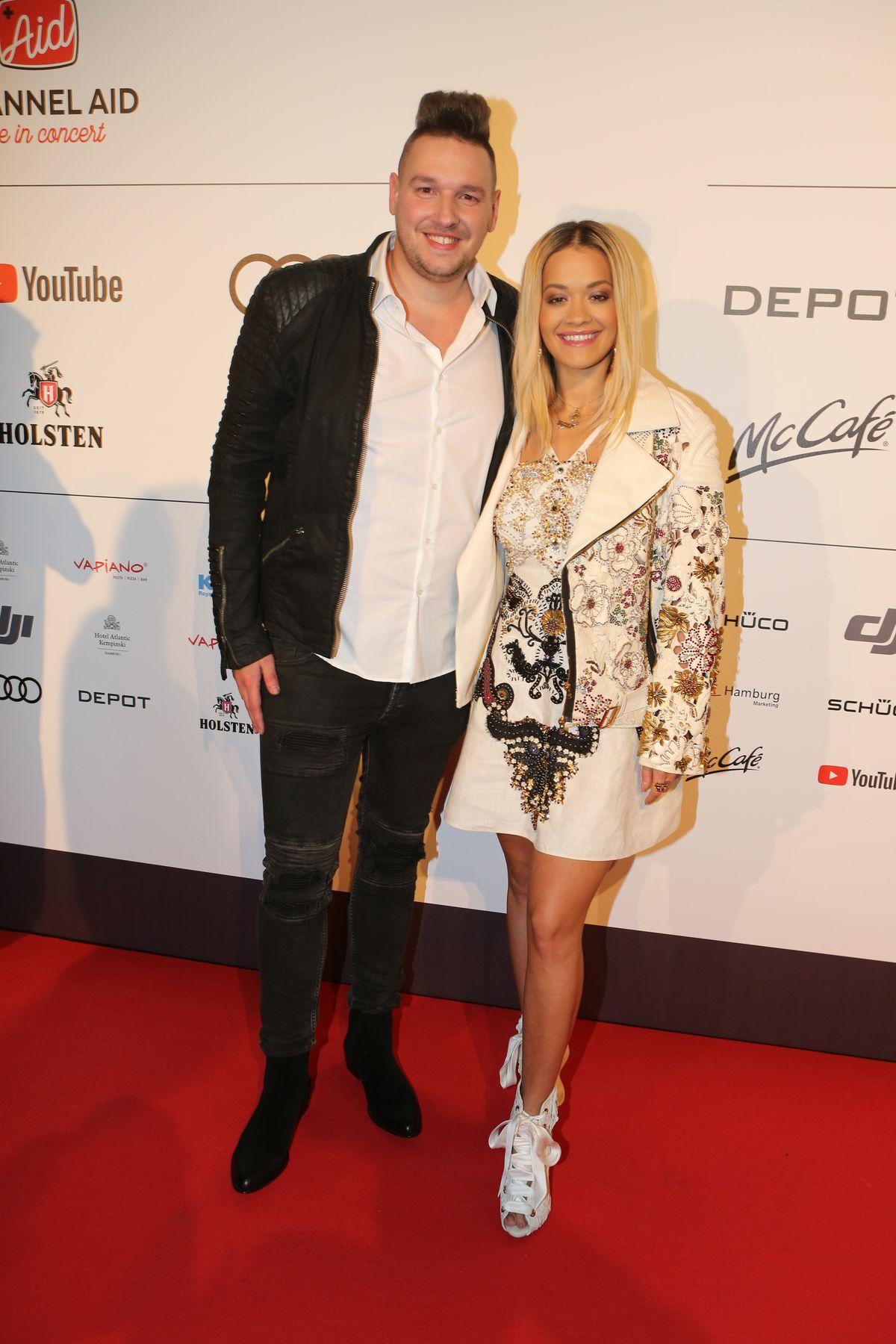 Fabian Narkus, Rita Ora