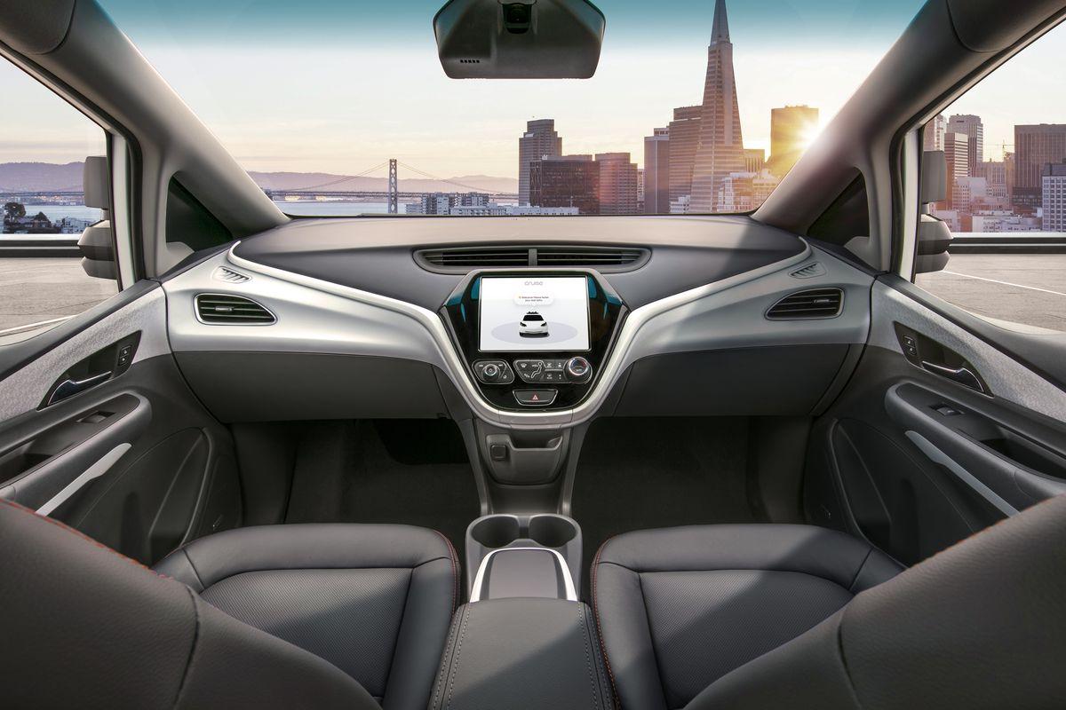 General Motors (GM) Cruise AV
