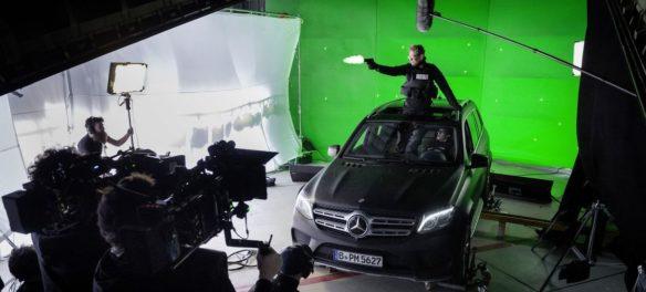 Hot Dog mit Mercedes