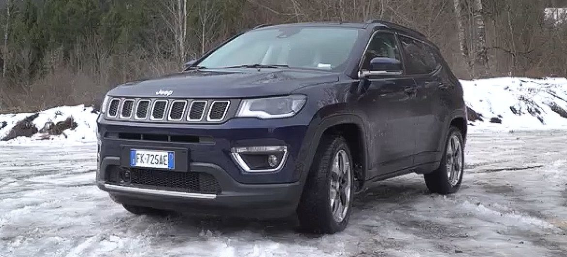 Test Video: Jeep Compass (2018)