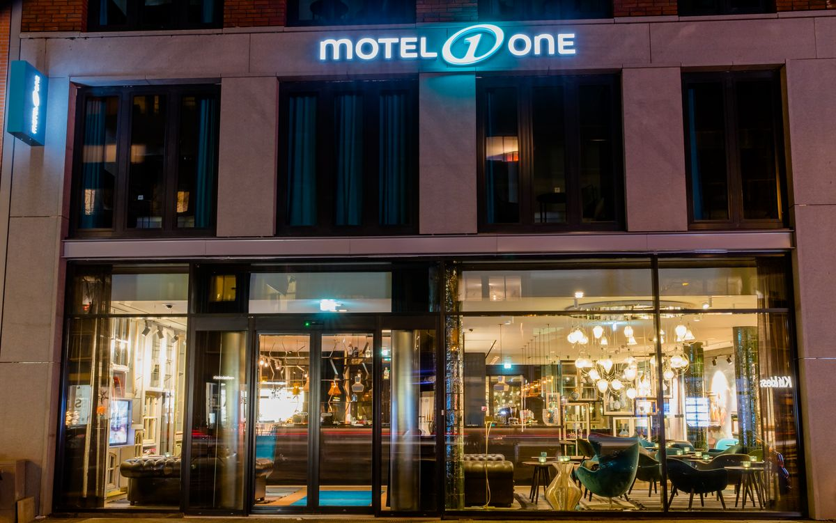 Motel One Waterlooplein Amsterdam