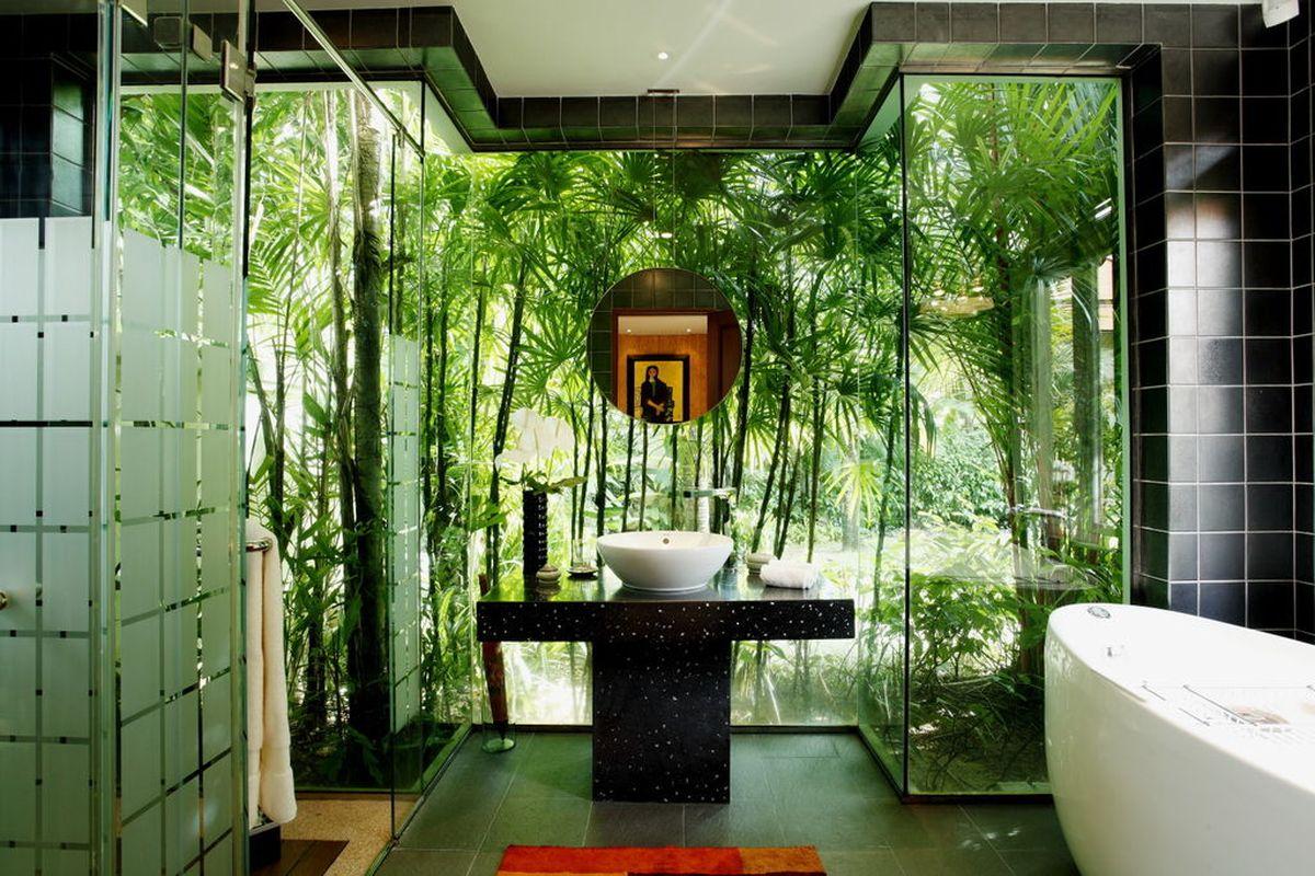 Phuket, Thailand: Grüne Wellness-Oase im Bambusgarten