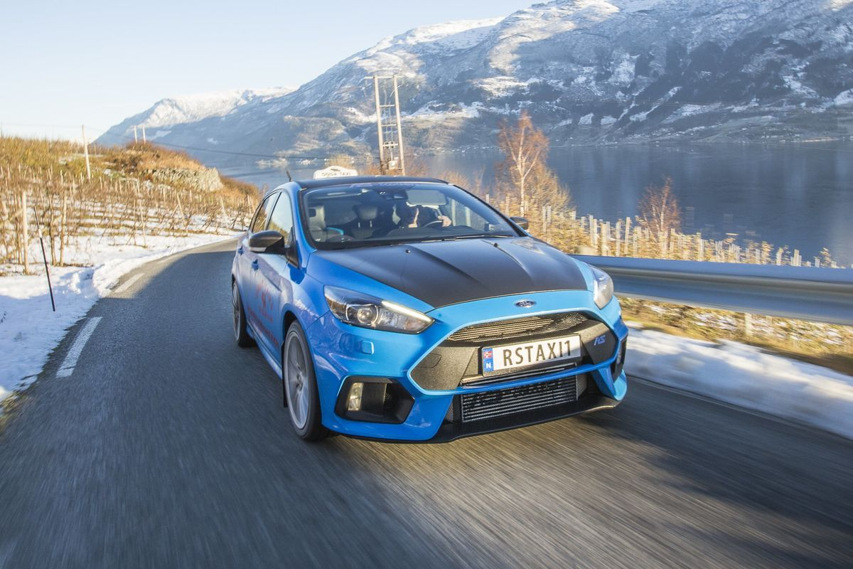 Taxi: Ford Focus RS