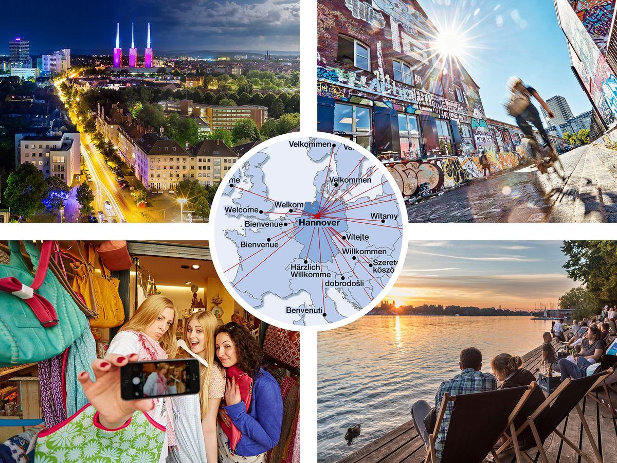 Reiseblogger in Hannover