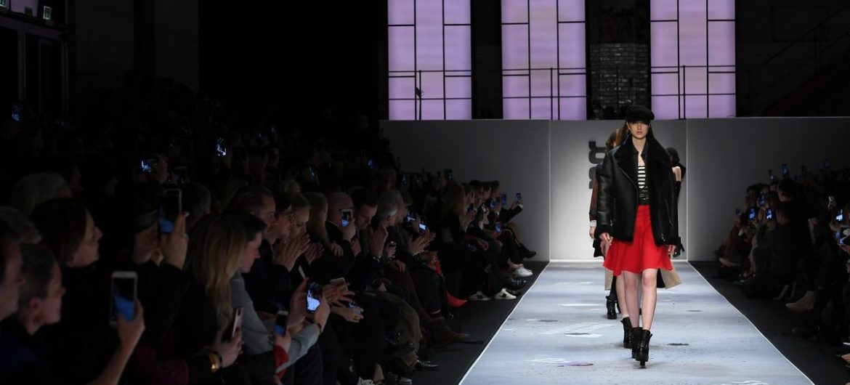 Riani: Fashion Show in Berlin