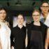 Promi-Kids mit Eyewear-Show in München
