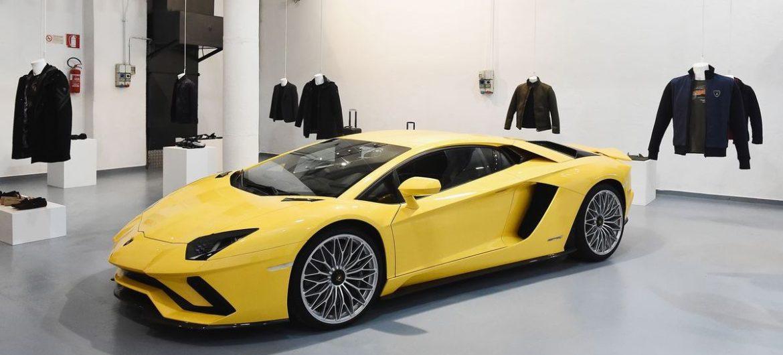 Neue Kollektion von Lamborghini