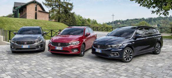 Jubiläum: Dreißig Jahre Fiat Tipo