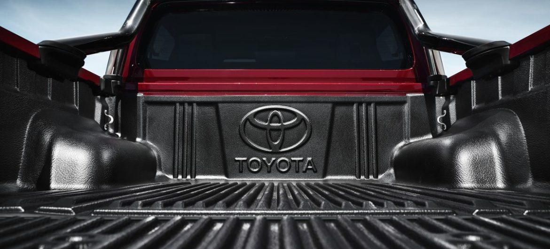 Test Video: Toyota Hilux (2018)