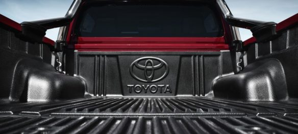 Test Video: Toyota Hilux (2018)