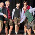 Trachten aus Niederbayern begeistern Bayern-Spieler