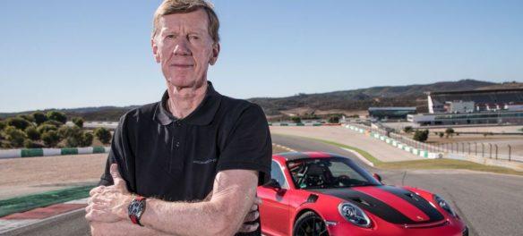 Walter Röhrl und Porsche feiern Silberhochzeit