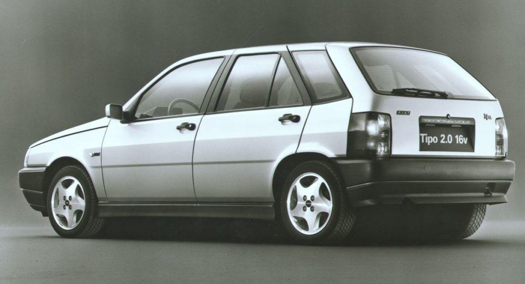 Fiat Tipo 2.0 16V (1989–1991)