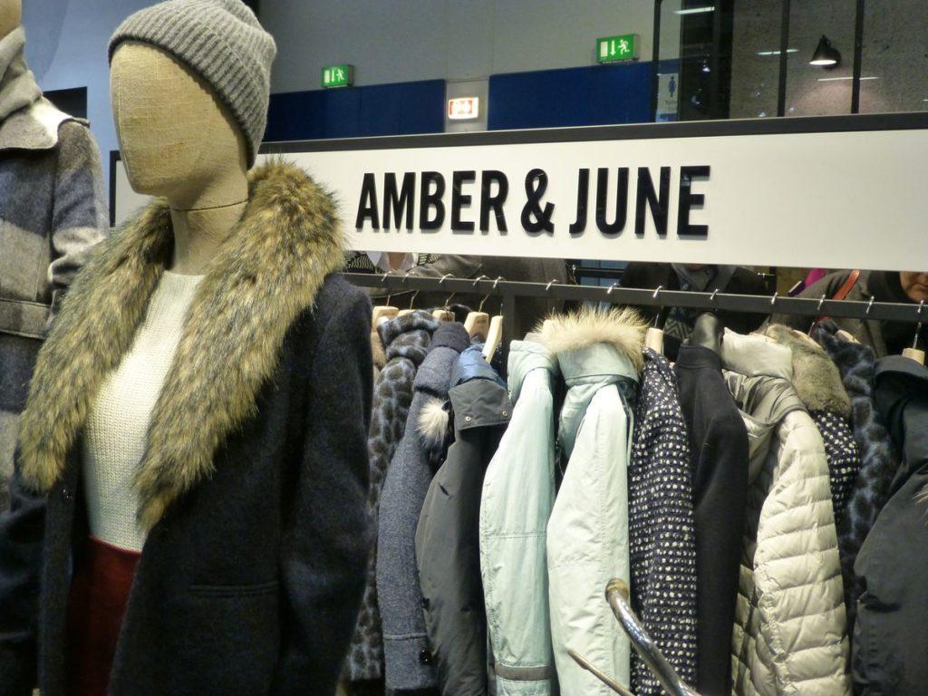 Fashion Week Berlin, Amber & June