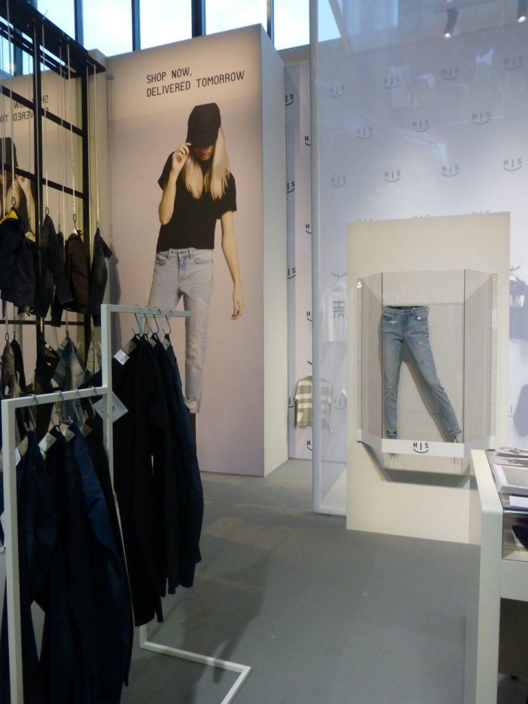 Fashion Week Berlin, H.I.S.