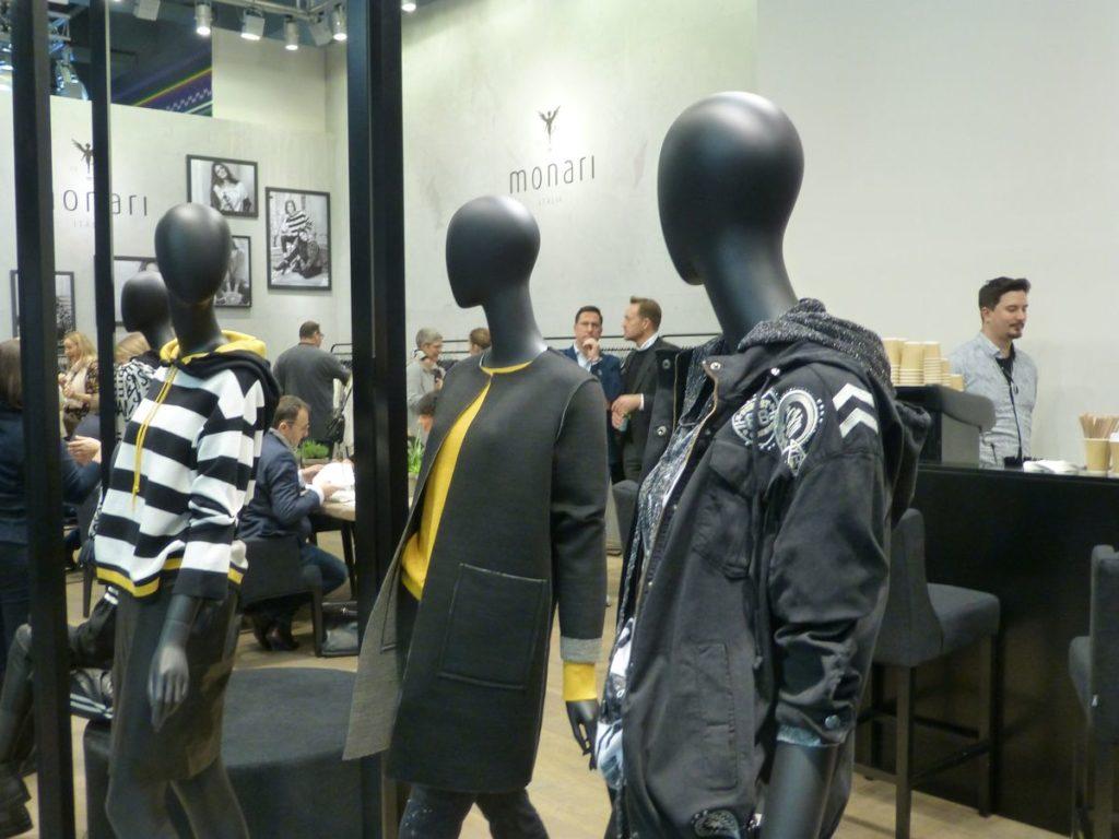 Fashion Week Berlin, Monari
