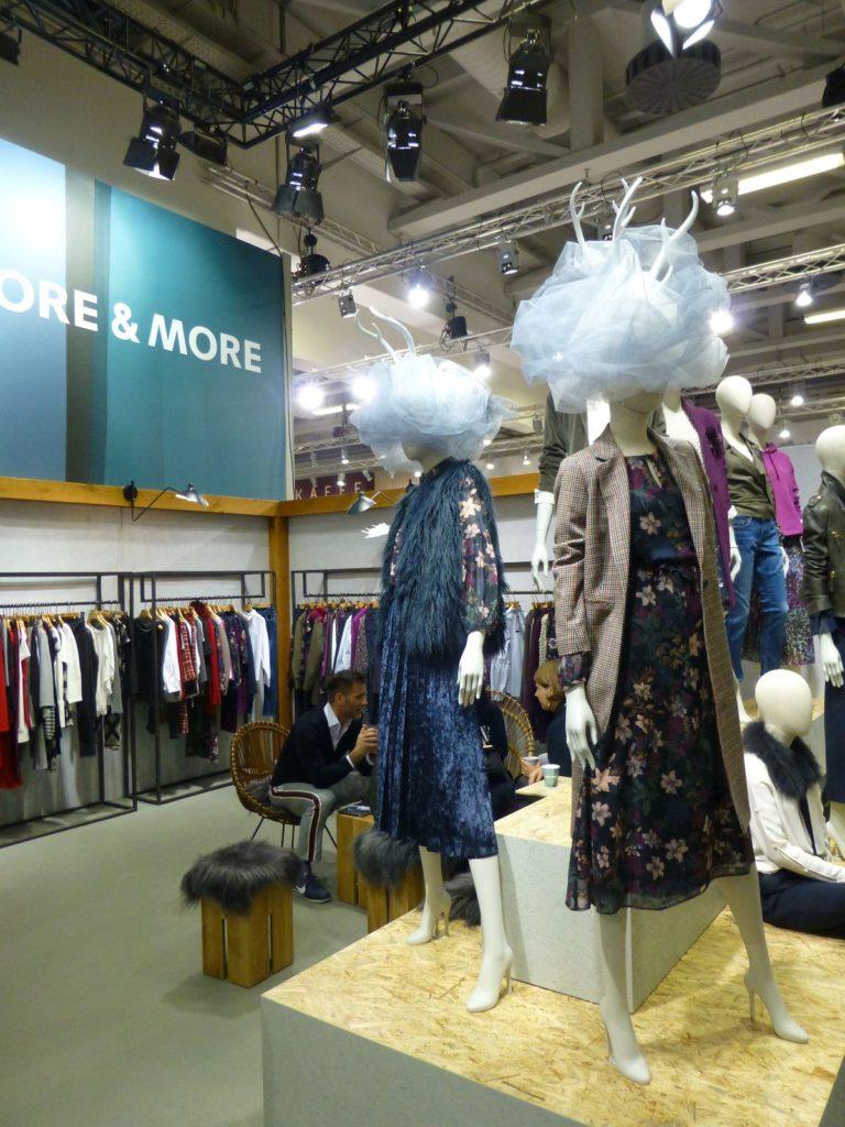 Fashion Week Berlin, More & More