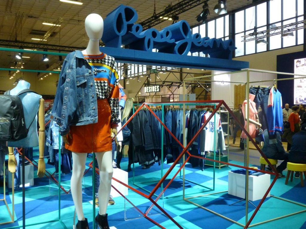 Fashion Week Berlin, Pepe Jeans