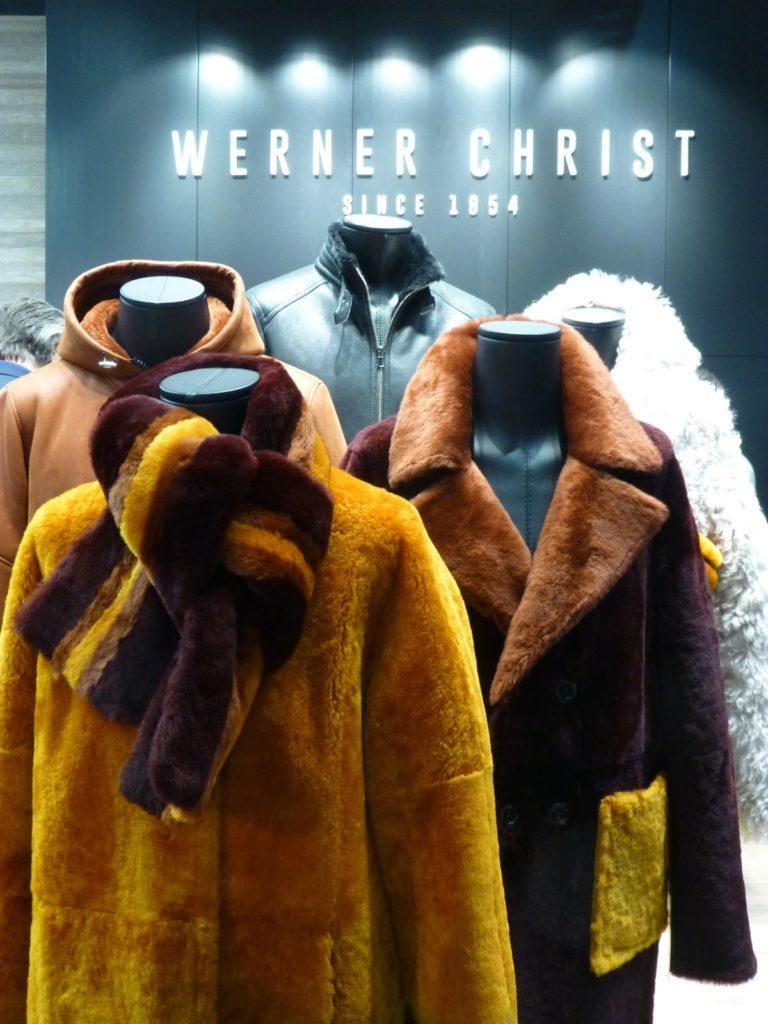 Fashion Week Berlin, Werner Christ