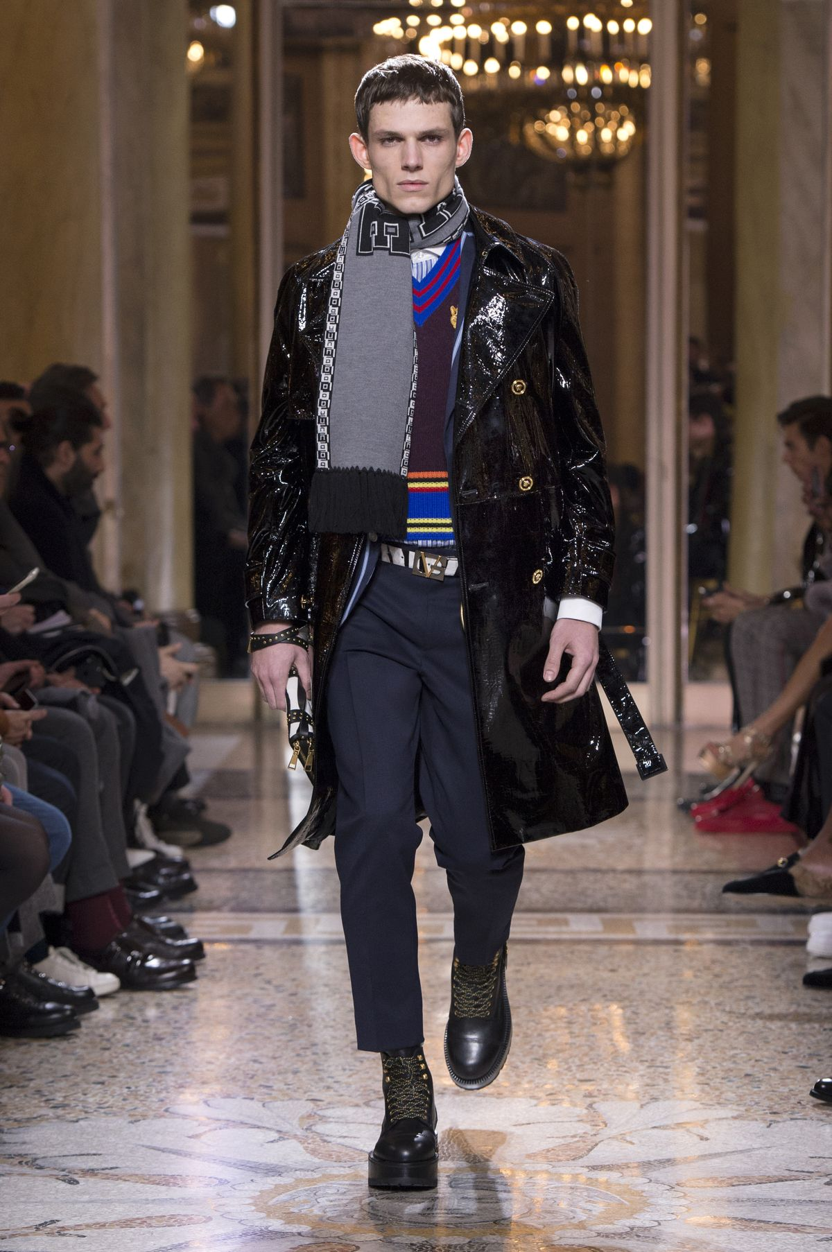 Versace Herbst Winter 2018
