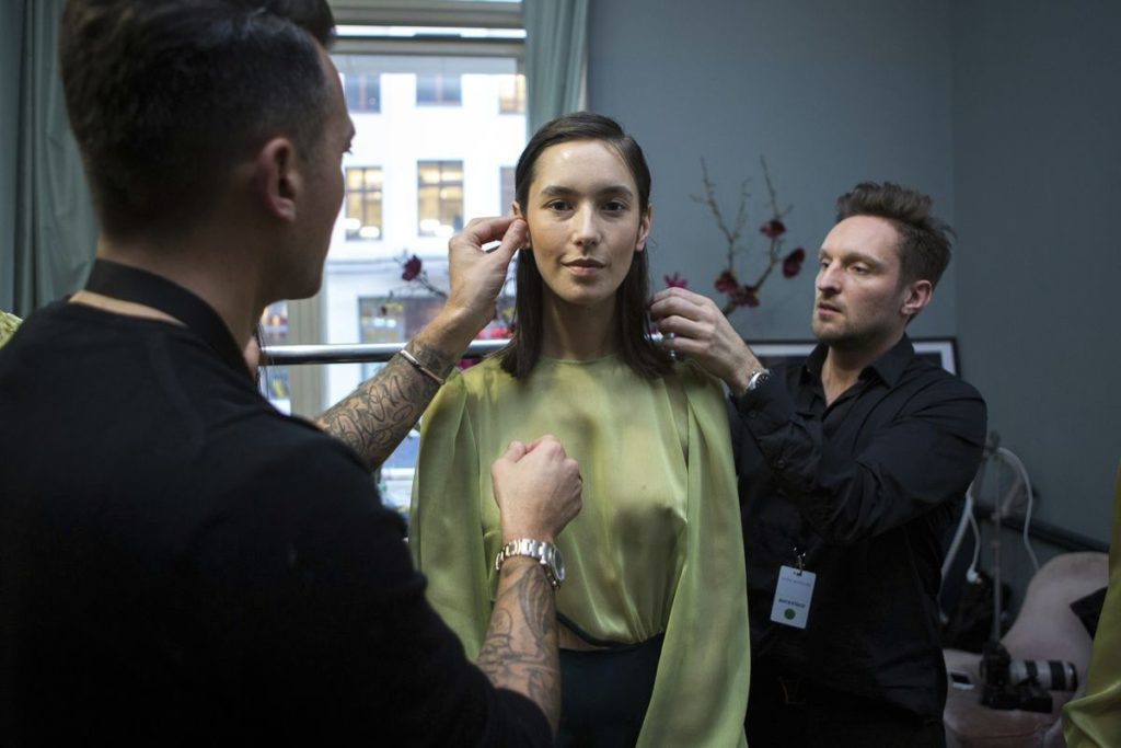 La Biosthétique, Fashion Week, Lana Mueller