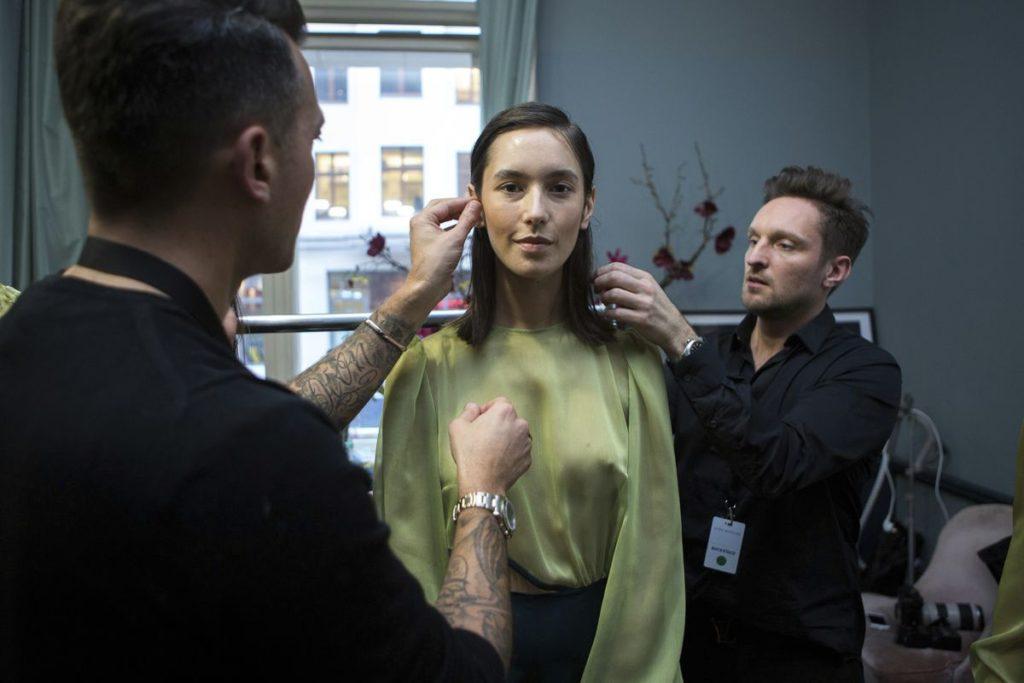 La Biosthétique, Fashion Week, Lana Mueller
