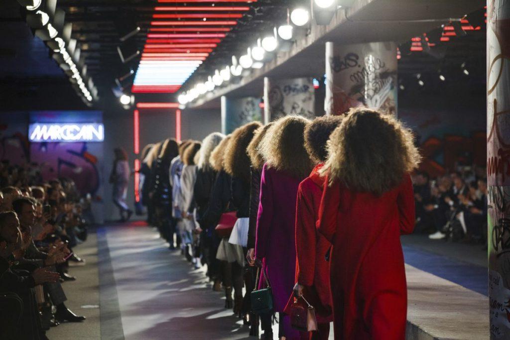 La Biosthétique, Fashion Week, Marc Cain