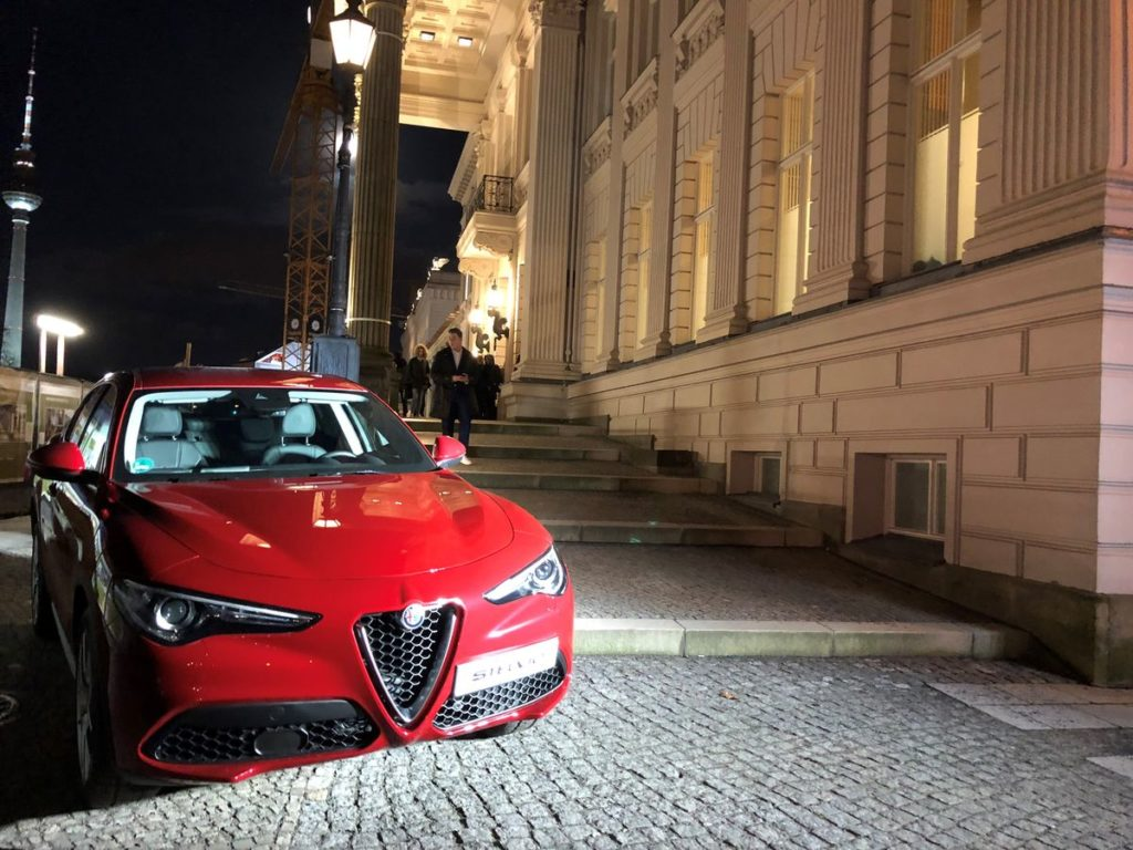 Alfa Romeo bei Gianni Versace, Retrospective
