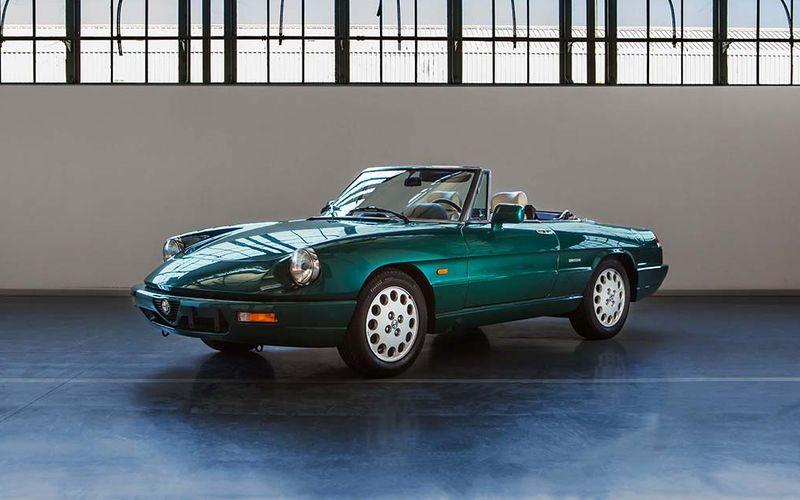 Alfa Romeo Spider (1991)