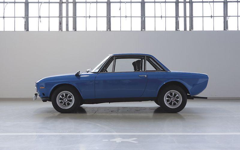Lancia Fulvia Coupé Montecarlo (1973)