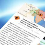 Sicherheit auf Reisen: App pusht Gefahren
