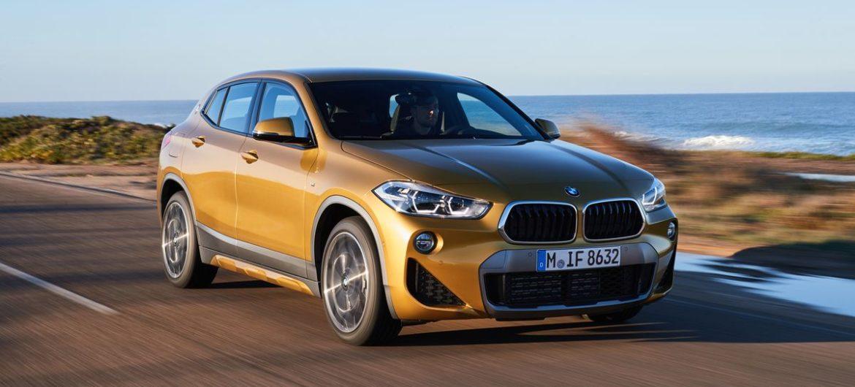 Test Video: BMW X2 (2018)